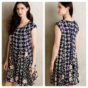 Anthropologie Maeve Indiga Dress